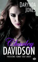Couverture du livre « Charley Davidson T.3 ; troisième tombe tout droit » de Darynda Jones aux éditions Milady