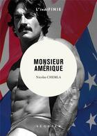 Couverture du livre « Monsieur Amérique » de Nicolas Chemla aux éditions Seguier