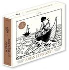Couverture du livre « Johan et Pirlouit ; COFFRET INTEGRALE VOL.2 » de Peyo aux éditions Niffle