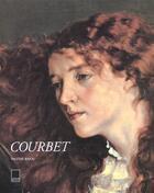 Couverture du livre « Courbet » de Valerie Bajou aux éditions Adam Biro