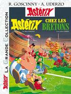 Couverture du livre « Astérix t.8 ; Astérix chez les Bretons » de Rene Goscinny et Albert Uderzo aux éditions Hachette Jeunesse