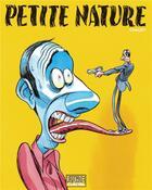 Couverture du livre « Petite nature » de Barrois et Chauzy aux éditions Fluide Glacial