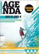 Couverture du livre « Agenda/cahier de texte 2013/2014 » de Laurent Masurel aux éditions Surf Session