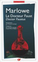 Couverture du livre « Le docteur Faust » de Christopher Marlowe aux éditions Flammarion