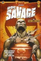Couverture du livre « First wave doc savage t.2 » de Ivan Brandon et Brian Azzarello aux éditions Ankama