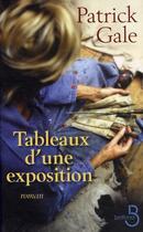 Couverture du livre « Tableaux d'une exposition » de Patrick Gale aux éditions Belfond