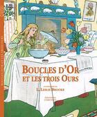 Couverture du livre « Boucles d'or et les trois ours » de Marie-Paule Page et L. Leslie Brooke aux éditions Corentin