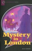 Couverture du livre « Mystery In London » de Brooke aux éditions Oxford University Press