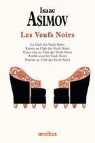 Couverture du livre « Les veufs noirs » de Isaac Asimov aux éditions Omnibus