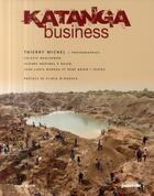 Couverture du livre « Katanga business » de Thierry M aux éditions Luc Pire