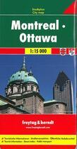 Couverture du livre « Montreal, Ottawa » de  aux éditions Freytag Und Berndt