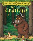 Couverture du livre « The gruffalo (paperback) » de Julia Donaldson aux éditions Interart