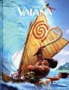 Couverture du livre « Vaiana, la légende du bout du monde » de Disney aux éditions Disney Hachette