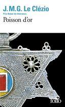 Couverture du livre « Poisson d'or » de Jean-Marie Gustave Le Clezio aux éditions Gallimard