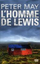 Couverture du livre « L'homme de Lewis » de Peter May aux éditions Editions Du Rouergue