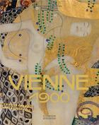 Couverture du livre « Vienne 1900 » de Christian Brandstatter aux éditions Citadelles & Mazenod
