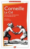 Couverture du livre « Le Cid » de Pierre Corneille aux éditions Flammarion