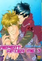 Couverture du livre « Repeat after me ? t.1 » de Shinri Fuwa aux éditions Taifu Comics