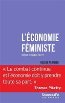 Couverture du livre « L'économie feministe » de Helene Perivier aux éditions Presses De Sciences Po