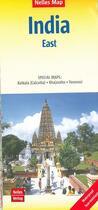 Couverture du livre « India east » de Collectif aux éditions Nelles