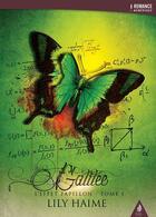 Couverture du livre « Galilée » de Lily Haime aux éditions Mxm Bookmark