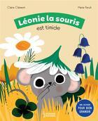 Couverture du livre « Léonie la souris est timide » de Marie Paruit et Claire Clement aux éditions Larousse