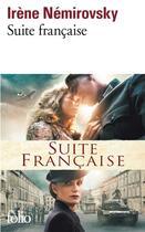 Couverture du livre « Suite française » de Irene Nemirovsky aux éditions Gallimard