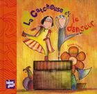 Couverture du livre « La catcheuse et le danseur » de Estelle Spagnol aux éditions Talents Hauts