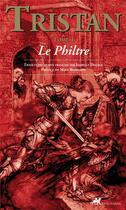Couverture du livre « Tristan - tome 1 : le philtre » de Anonyme aux éditions Anacharsis