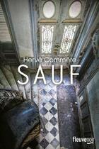 Couverture du livre « Sauf » de Hervé Commère aux éditions Fleuve Noir