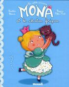 Couverture du livre « La petite princesse Mona et le chaton fripon » de Laetitia Etienne et Rozenn Follio-Vrel aux éditions Hemma