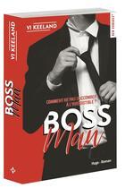 Couverture du livre « Bossman » de Keeland Vi aux éditions Hugo Roman