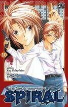 Couverture du livre « Spiral t.10 » de Eita Mizuno et Kyou Shirodaira aux éditions Pika