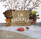 Couverture du livre « La moufle » de F.Desnouveaux+C.Hudr aux éditions Didier Jeunesse