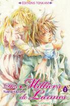 Couverture du livre « Des milliers de larmes t.2 » de Yuana Kazumi aux éditions Tonkam