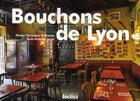 Couverture du livre « Bouchons de Lyon » de Veronique Vedrenne et Anthony Serex aux éditions Declics