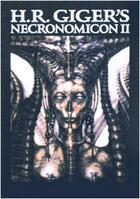 Couverture du livre « Necronomicon t.2 » de Hans Rudi Giger aux éditions Morpheus