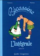 Couverture du livre « Bécassine ; INTEGRALE VOL.2 » de Caumery et Joseph-Porphyre Pinchon aux éditions Gautier Languereau