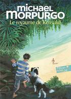 Couverture du livre « Le royaume de Kensuké » de Michael Morpurgo aux éditions Gallimard-jeunesse