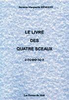 Couverture du livre « Le livre des quatre sceaux » de Remouit Suzanne Marg aux éditions Presses Du Midi