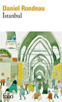 Couverture du livre « Istanbul » de Daniel Rondeau aux éditions Gallimard
