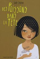 Couverture du livre « Des poissons dans la tête » de Louis Sachar aux éditions Bayard Jeunesse