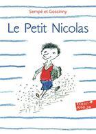 Couverture du livre « Le Petit Nicolas » de Jean-Jacques Sempe et Rene Goscinny aux éditions Gallimard-jeunesse