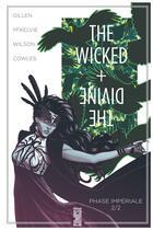Couverture du livre « The wicked + the divine T.6 ; phase impériale t.2 » de Kieron Gillen et Jamie Mckelvie et Matthew Wilson et Clayton Cowles aux éditions Glenat Comics