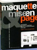Couverture du livre « Maquette et mise en page » de Pierre Duplan et Roger Jauneau et Jean-Pierre Jauneau aux éditions Electre