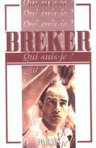 Couverture du livre « Breker » de Gerard Leroy aux éditions Pardes