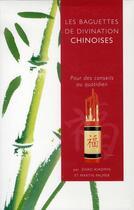 Couverture du livre « Les baguettes de divination chinoises » de Zhao Xiaomin & Marti aux éditions Chariot D'or