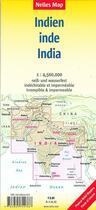 Couverture du livre « India » de Collectif aux éditions Nelles