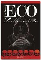 Couverture du livre « Le nom de la rose » de Umberto Eco aux éditions Grasset