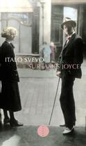 Couverture du livre « Sur James Joyce » de Italo Svevo aux éditions Allia